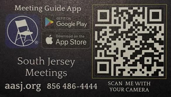 AASJ Meeting Cards
